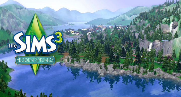 Hidden Springs – Store – The Sims™ 3